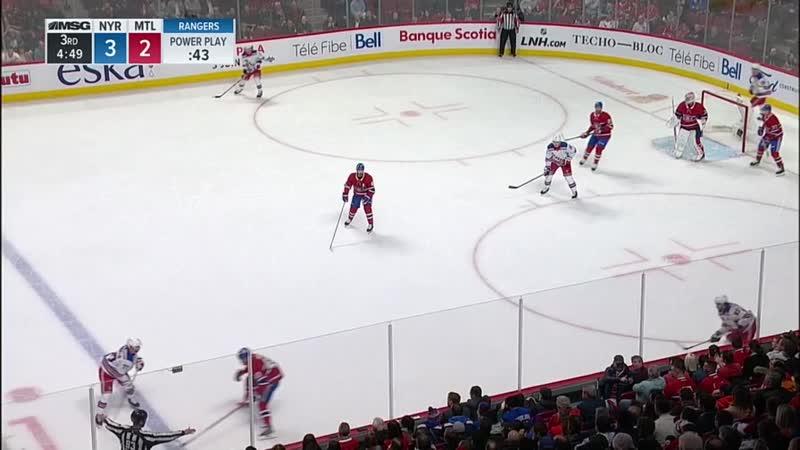 НХЛ (19-20). Пятьдесят пятая результативная передача Артемия Панарина в сезоне 2019-2020.