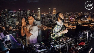 The Martinez Brothers  CÉ LA VI Marina Bay Sands in Singapore for Cercle