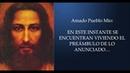NUESTRO SEÑOR JESUCRISTO, 22.10.18 - MI AMOR SE DERRAMA