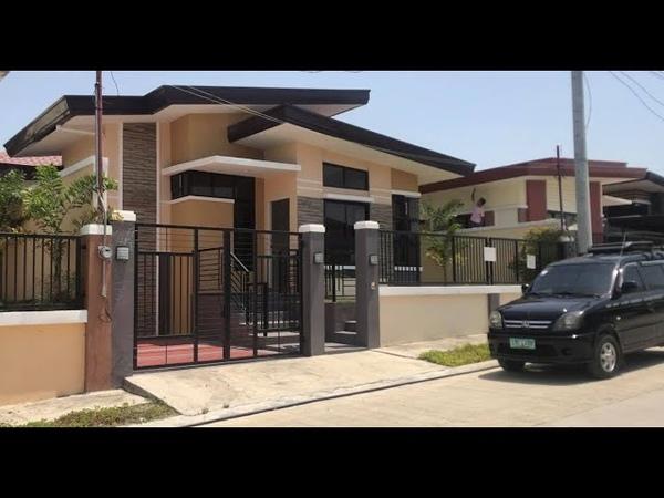 Spacious Bungalow Single Detached 3BR 2TB Semi Furnished Ilumina Estates Phase 2 Davao City