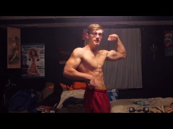 Ripped Nick October Physique Update