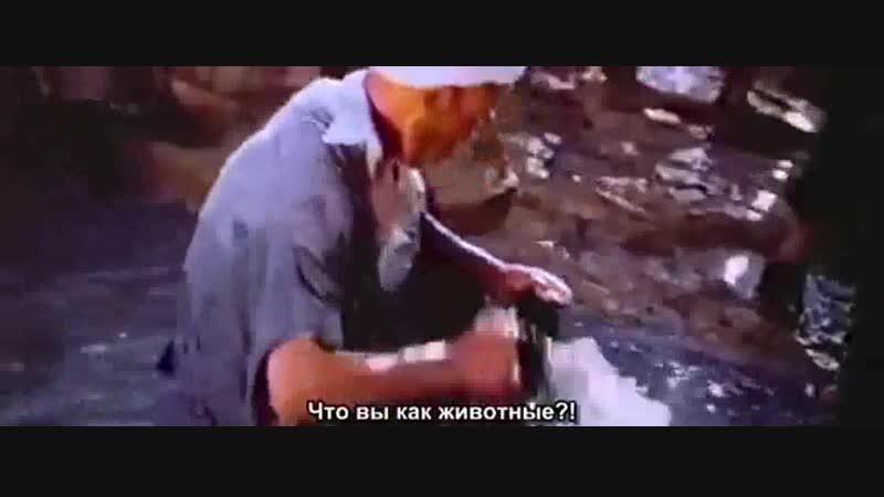 ХРОНИКА ОГНЕННЫХ ЛЕТ (1975, субтитры) - драма. Мухаммед Лахдар Хамина; 720p