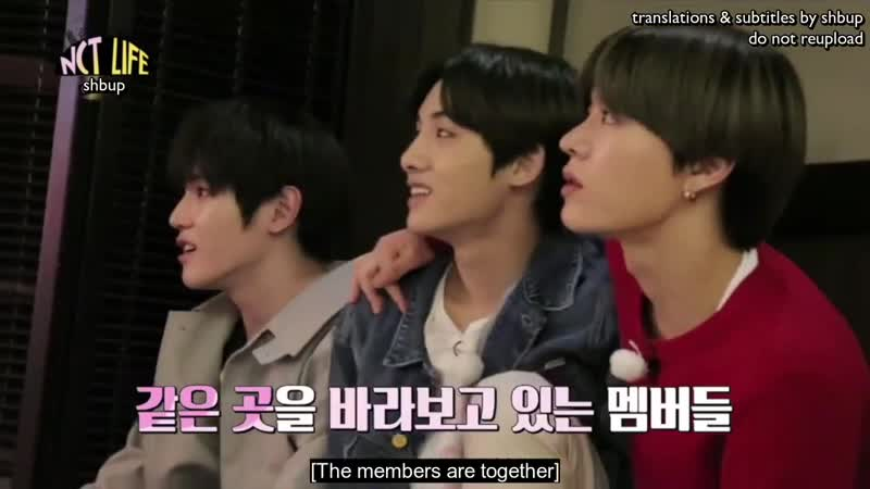 (eng subs) NCT LIFE in Osaka EP.4 (Part 3)