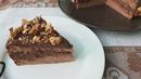 Шоколадно-ореховый торт