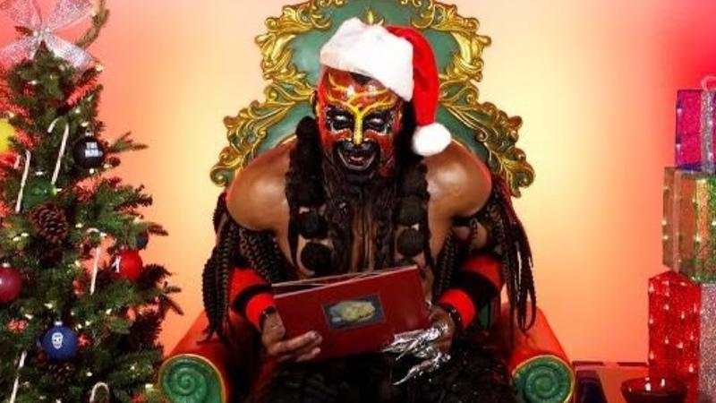 "Boogeyman's Night Before Christmas"""