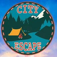 Логотип Клуб походов и приключений City Escape