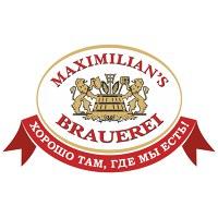 Логотип Ресторан «Максимилианс» Казань