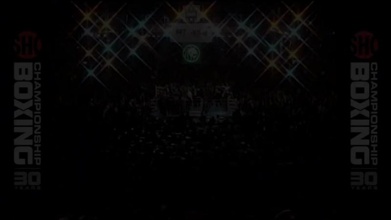 Майк Тайсон — Эвандер Холифилд I (HD 720)