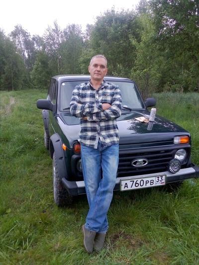 Андрей, 46, Kameshkovo
