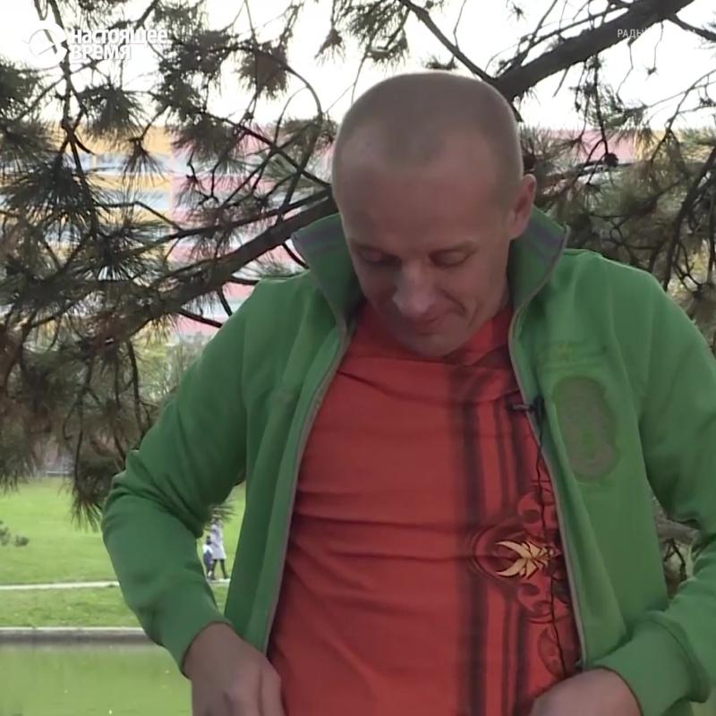 Александру от белорусских силовиков достались две пули