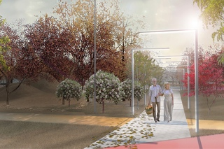 Проект реконструкции парка XXII Партсъезда