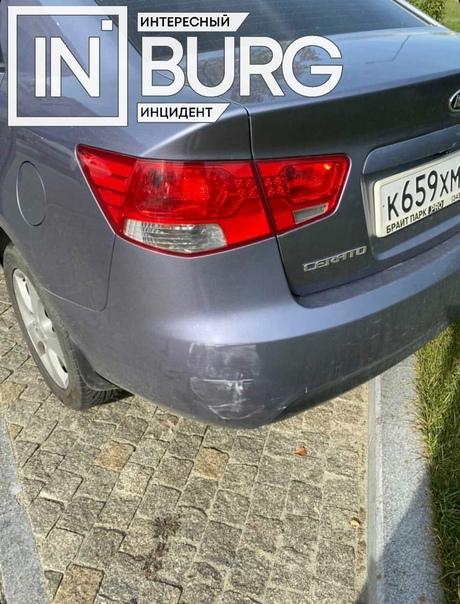 Подписчица ищет водителя, поцарапавшего ее машину