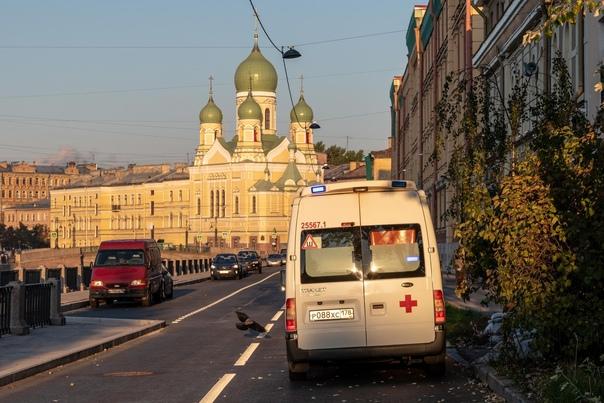 Власти Петербурга готовятся к ужесточению коронавирусного...