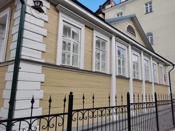 В самый старый деревянный дом Нижнего Новгорода — ...