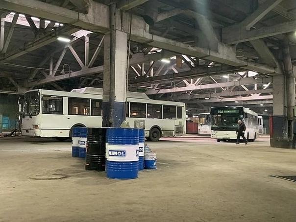 Автобусы Самары начали готовить к холодам. У машин...