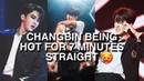 THE REASON HARD CHANGBIN STANS EXIST CHANGBIN BEING HOT AND DISRESPECTFUL FOR 7 MINUTES STRAIGHT