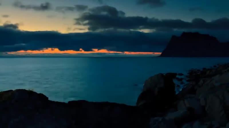Арктика в Time Lapse HD