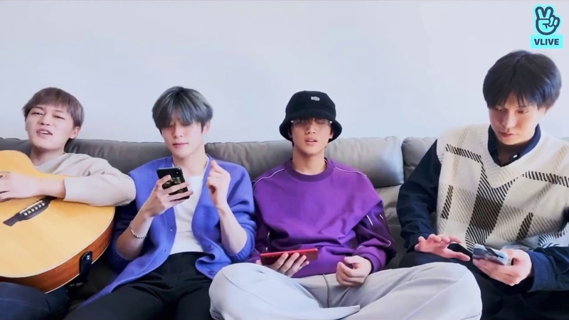 NCT 127 s Taeil Jaehyun Haechan Doyoung sing Best Part by Daniel Caesar FT. H.E.R