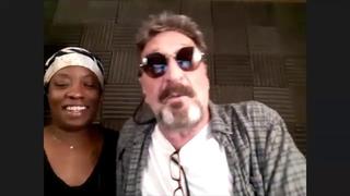 Coronavirus, Prison Sex, and Michael Keaton's Phone Number with Mr. John McAfee   Egregiousness