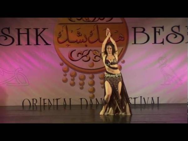 Francesca - Heshk Beshk - July 2016 - Helm el-Raqs