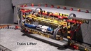 The 10 Hottes Amazing Lego Technic Trains Creations on the Web