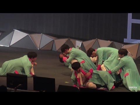 170310 빅스 오사카 팬미팅 - 콩이 이마팡