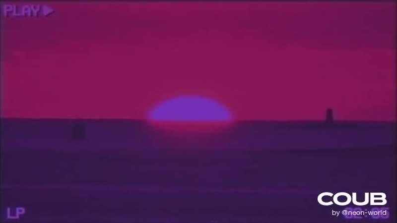 Last  Sunset - Vaporwave