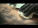 PAPA tattoo Pavlin