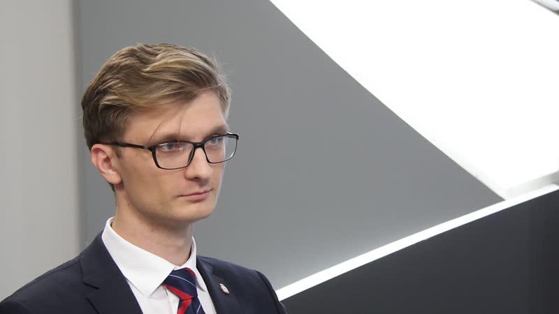Алексей Карапузов о задачах на посту замглавы Нижнего Новгорода по информационным технологиям