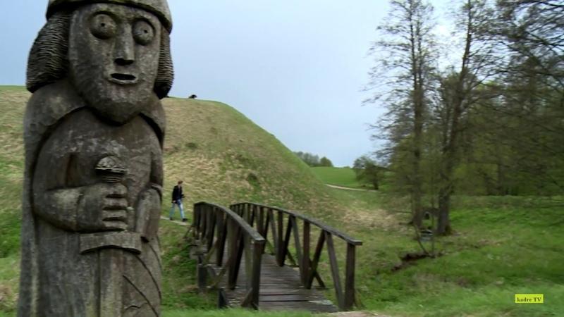 Prelomčiškės piliakalnis - places to visit in lithuania