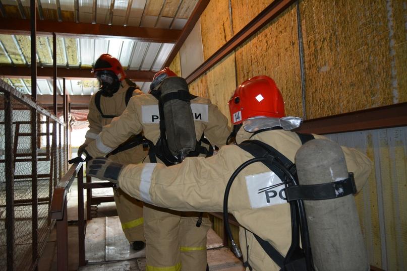В Коврове прошел день открытых дверей посвященный 116-летнему дню рождения пожарного депо., изображение №12