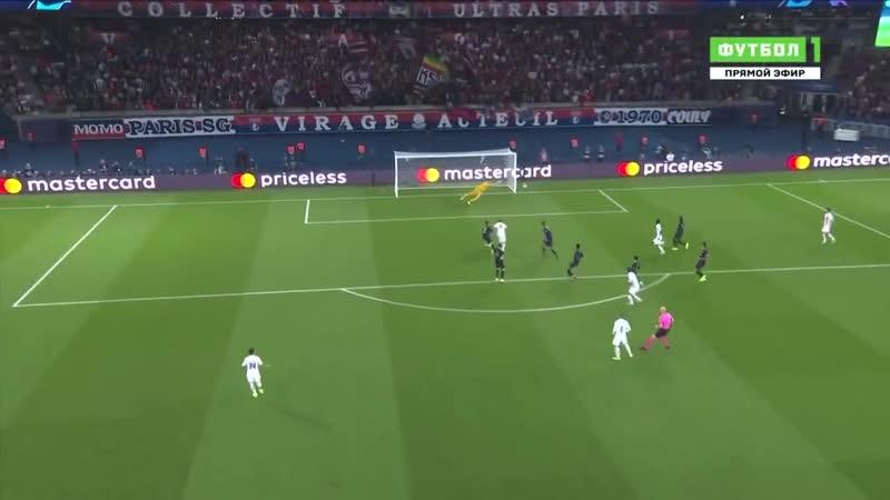 18 09 2019 ПСЖ Реал 3 0 Обзор матча online video