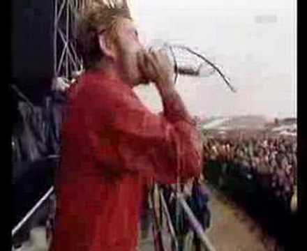 Deftones engine 9 live at bizarre festival 1998