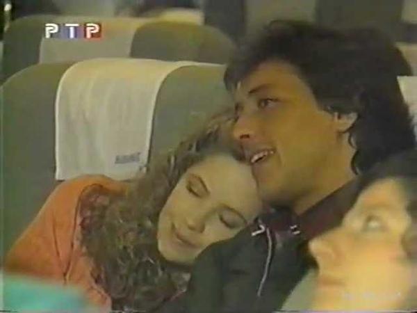 Gustavo Bermudez y Andrea Del Boca Dos