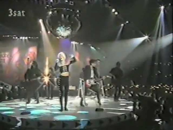 Roxette - Listen To your Heart (TV Show, 1989)