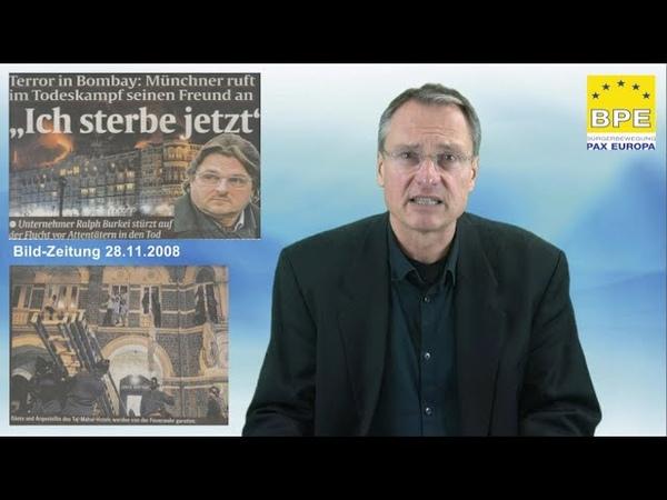 Der dramatische Tod des Münchners Ralph Burkei im Terror-Anschlag von Mumbai am 27.11.2008