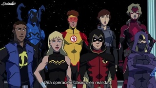 JUSTICIA JOVEN  3X1 LATINO : YOUNG JUSTICE S3 EPISODIO 1 PRINCES ALL  SPANISH - Vdeo Dailymotion