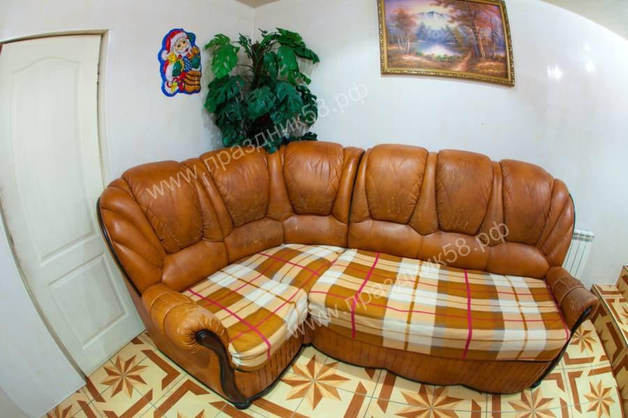 Сауна Банька Люкс в Пензе, описание, фотографии, цены.