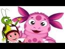 Лунтик хочу всё знать Развивающий мультфильм для детей (1 Часть)