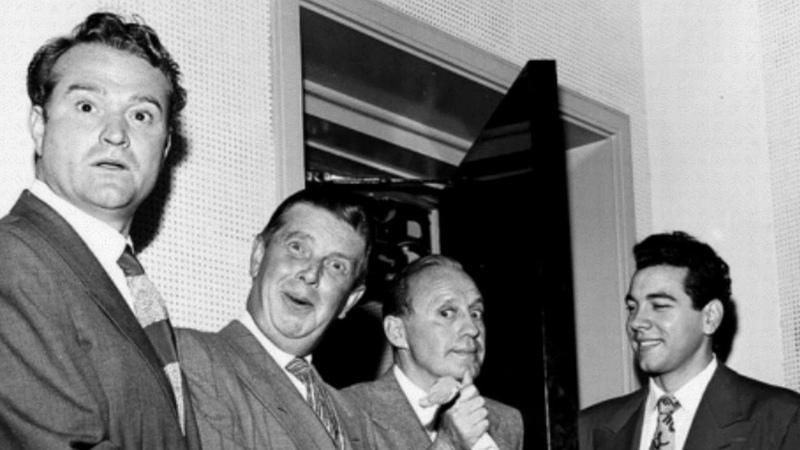 Mario Lanza 'ELGIN WATCH THANKSGIVING SPECIAL 1948 Hi Fi