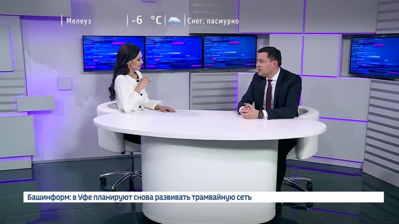 Нехватка врачей Интервью с главным врачом клиники БГМУ Шамилем Булатовым