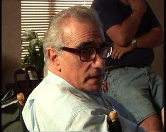 NOTES ON AN AMERICAN FILM DIRECTOR AT WORK MARTIN SCORSESE Jonas Mekas 2005