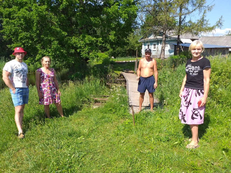 Жители, пострадавшие от большой воды, надеются на возмещение ущерба