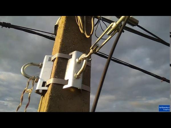 20098 монтаж оптоволокна на 450 м Брянская область