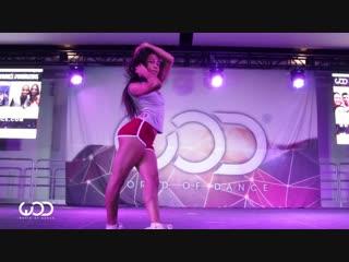 Deep House presents: Kaelynn Kay Kay Harris  FRONTROW  World of Dance New Jersey HD 720