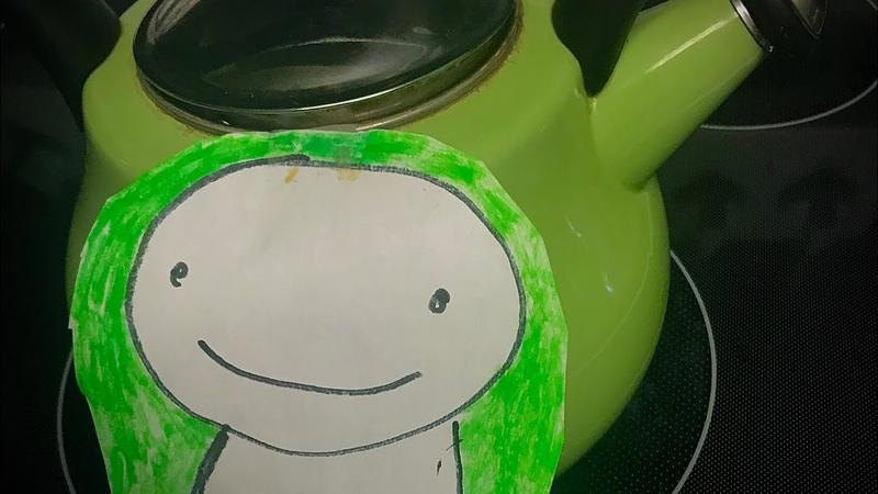 Dream the tea kettle