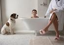 Солевые ванны для детей.