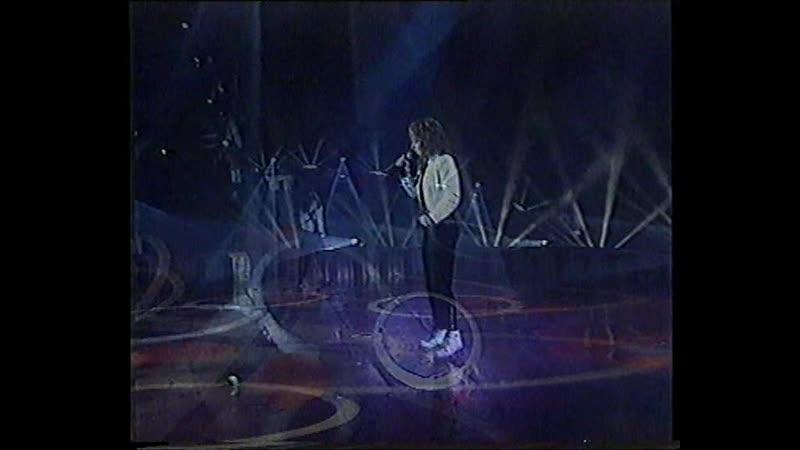 Алла Горбачёва Сердце не плачь концерт Союз 20