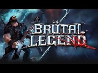 [#1] Прохождение Brutal Legend от Setzer