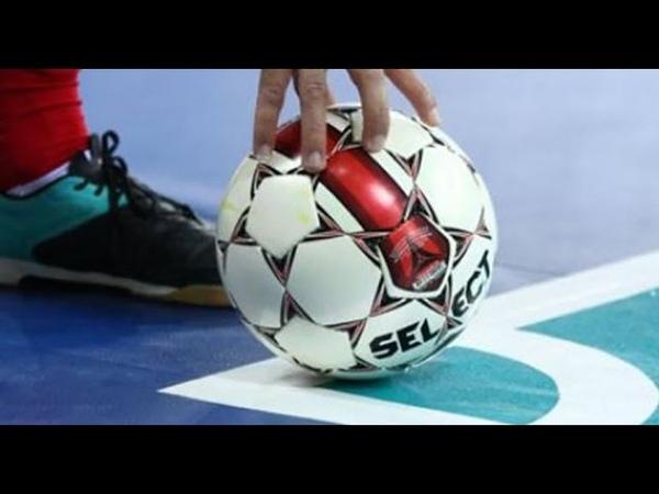 Futsal tactic. Ложные рывки. Способ вскрытия обороны